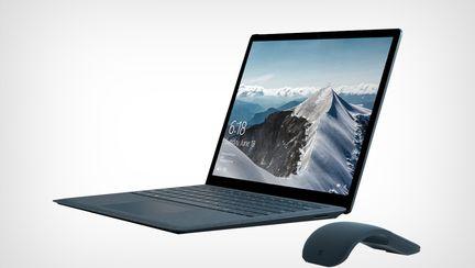 Laptop surface 2.