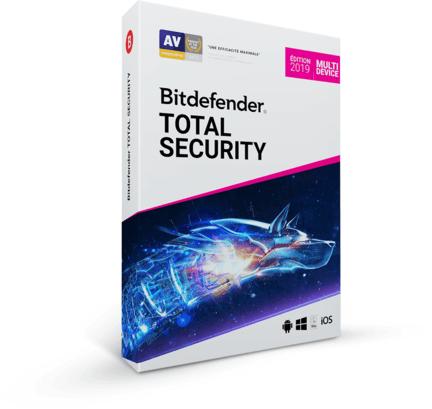 ✔👍Prueba de Total Security 2019: The Ultimate Bitdefender Security Suite