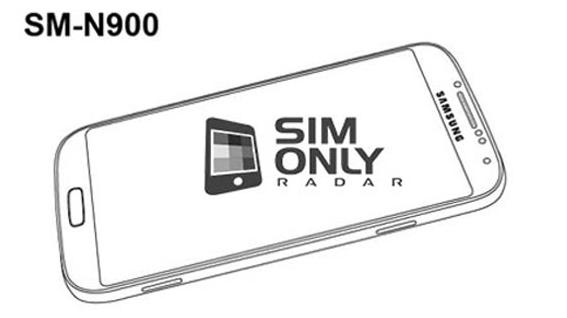 Samsung Galaxy Note 3 : caractéristiques et visuels du