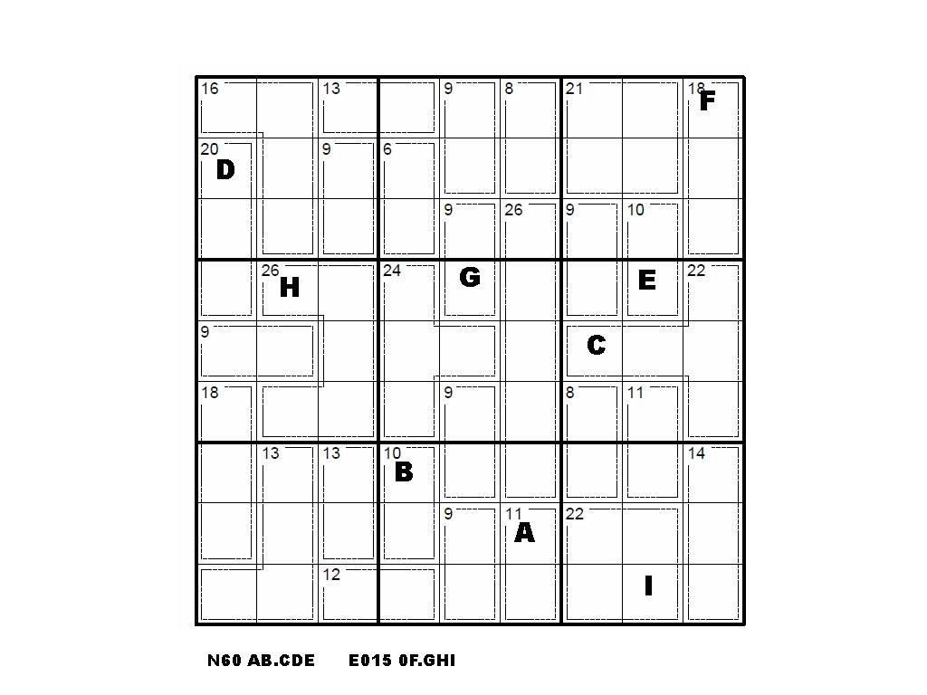 GC2QAXV Sudoku (Unknown Cache) in Dalarna, Sweden created