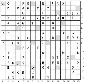 GC2DQZN McFarland's South Side Super Sudoku (Unknown Cache