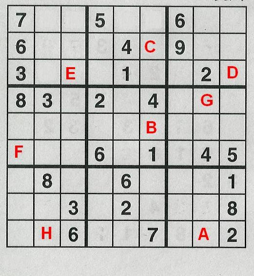 GC468N8 Monkey Business Sudoku (Unknown Cache) in Oregon