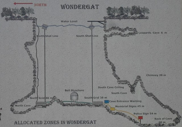 GC3625T Wondergat (Traditional Cache) in North West, South