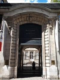 Musée Des Arts Décoratifs Lyon : musée, décoratifs, Musée, Tissus, Décoratifs, Lyon,, France, Museums, Waymarking.com