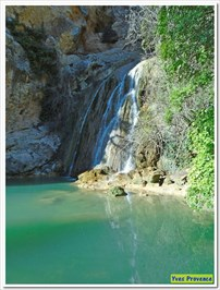 Le Vallon Des Carmes : vallon, carmes, Cascade, Vallon, Carmes, Barjols,, Paca,, France, Waterfalls, Waymarking.com