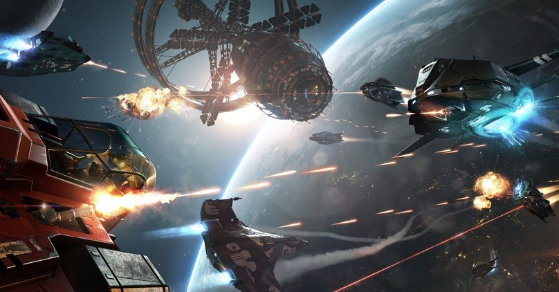 Elite Dangerous and The World Next Door are revealed as ...