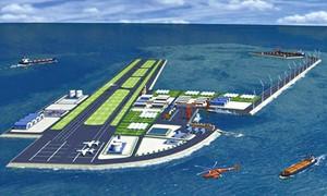 """Báo TQ: Gạc Ma sẽ thành """"tàu sân bay không chìm Bắc Kinh"""" ở Biển Đông"""