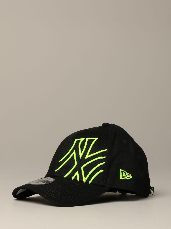 New Era Q3 Oversized Ny Yankees Logo Hat Hat New Era Men Black Hat New Era 12150291 Osfm Giglio En