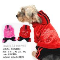 Cheap Pet hoodies,dog coat of chenyunlian