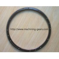 Cheap Steel Forged Fly Wheel Ring Gear / Forklift Parts ...