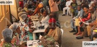 Lagos Conducts Screening For Intending Christian Pilgrims