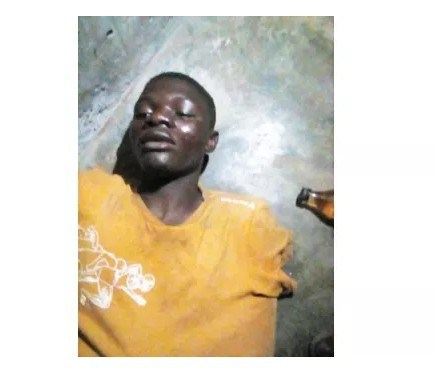 Image result for MY Mom & Dad, Please Forgive Me,– 19 Years Old Arrested Cultist, Begs Parent