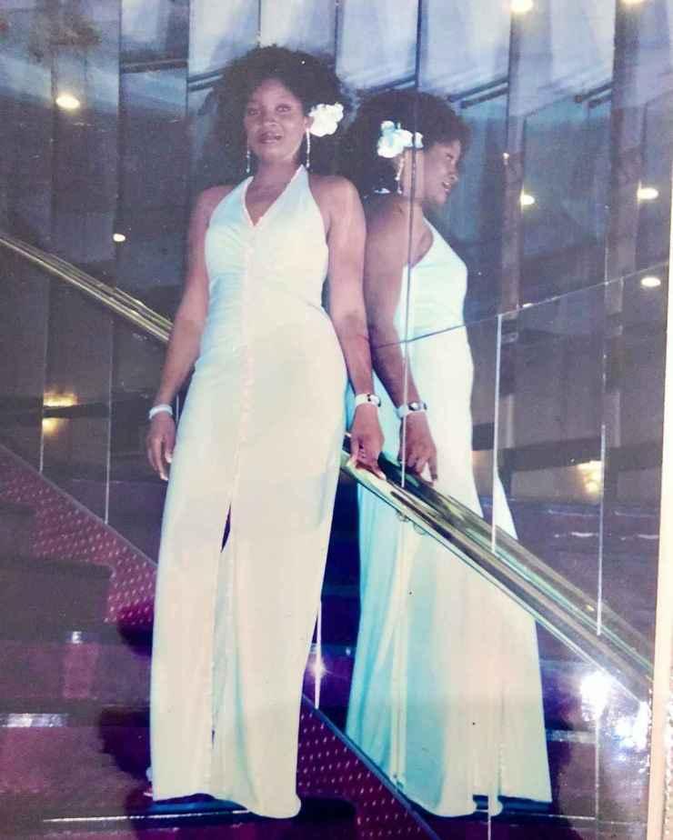 meraiah ekeinde: omotola's daughter wears her mum's dress from over 20 years ago - Meraiah 20Ekeinde 20Dress2 - Meraiah Ekeinde: Omotola's Daughter Wears Her Mum's Dress From Over 20 Years Ago
