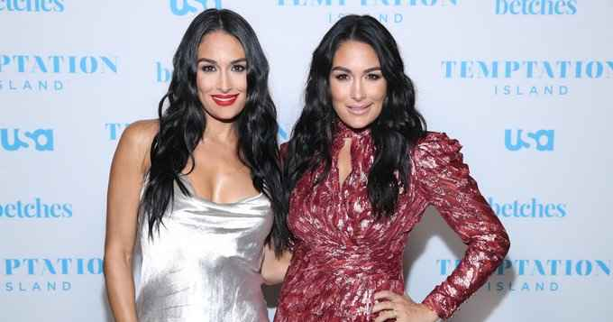 Bella Twins, Nikki and Brie Bella Welcome Their Babies Almost On Same Day