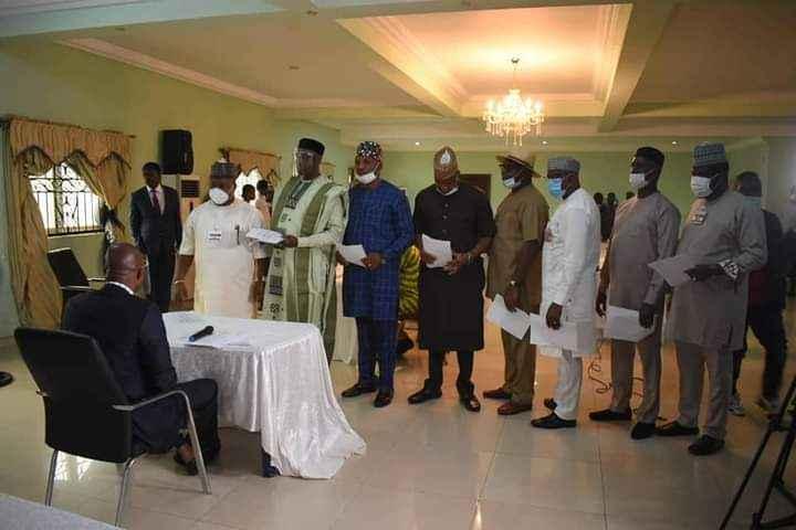 Frank Okiye And Deputy Speaker Impeached As Victor Edoror Emerges As Edo New Speaker 2