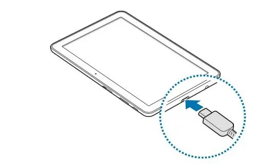 Samsung Galaxy Tab Advanced 2 manual leaks in Korean