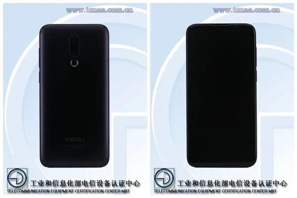 Meizu M872Q passa na TENAA - Meizu 16X és tu? 1