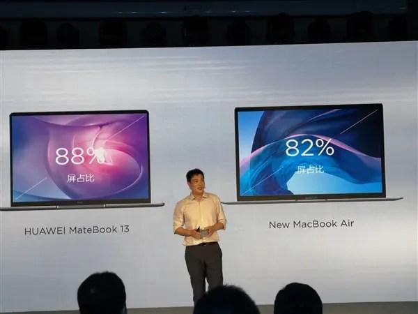 Huawei Matebook 13 lançado oficialmente com a tecnologia Huawei Share 3.0 3