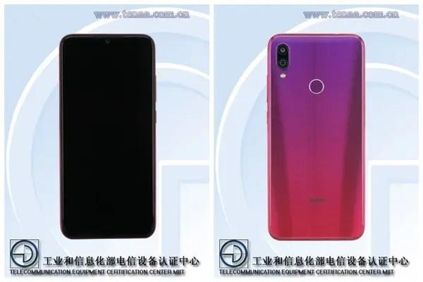 Primeiro smartphone Redmi com câmera de 48MP e um design gradiente 2