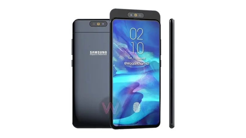 Galaxy A90 will be the star of Samsung's April 10 event - Gizchina.com