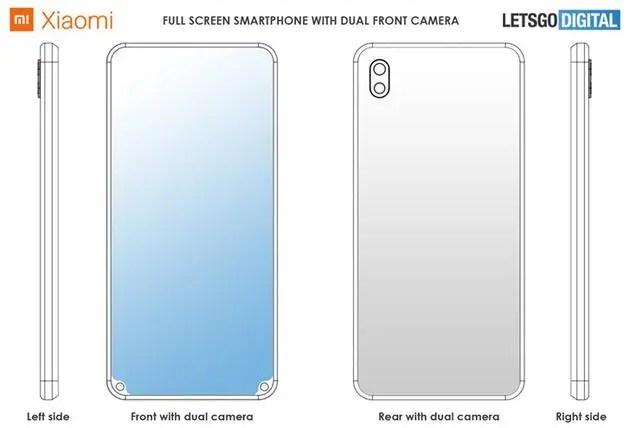 Xiaomi full-screen