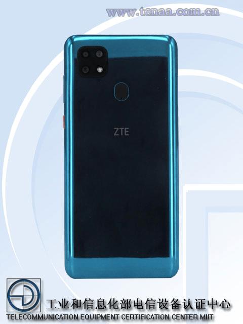 O ZTE Blade 20 revela configuração de câmara quadrada em certificação 1
