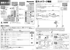 TH-P42G2 (パナソニック) の取扱説明書・マニュアル