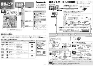 TH-L32X3 (パナソニック) の取扱説明書・マニュアル