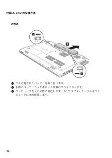 Lenovo ノートパソコンの取扱説明書・マニュアル PDF ダウンロード [全58ページ 4.86MB]
