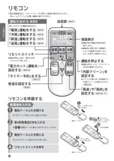 日立 エアコンの取扱説明書・マニュアル PDF ダウンロード [全32ページ 4.04MB]
