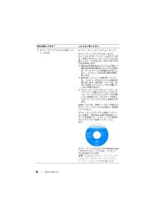 Vostro 1520の取扱説明書・マニュアル PDF ダウンロード [全236ページ 3.76MB]