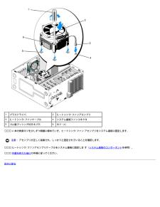 Vostro 220sの取扱説明書・マニュアル PDF ダウンロード [全91ページ 3.32MB]