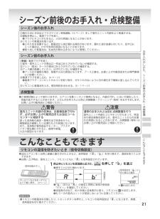 富士通ゼネラル エアコンの取扱説明書・マニュアル PDF ダウンロード [全28ページ 4.23MB]