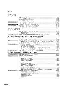 BD-W515の取扱説明書・マニュアル PDF ダウンロード [全246ページ 17.78MB]