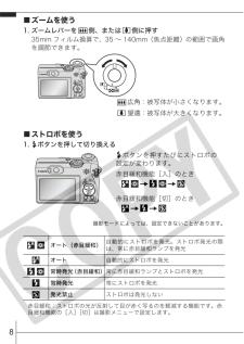 キヤノン デジタルカメラの取扱説明書・マニュアル PDF ダウンロード [全27ページ 1.17MB]