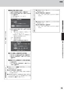 LED REGZA 37Z1Sの取扱説明書・マニュアル PDF ダウンロード [全100ページ 9.98MB]