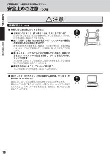 LED REGZA 22RE1の取扱説明書・マニュアル PDF ダウンロード [全92ページ 11.51MB]