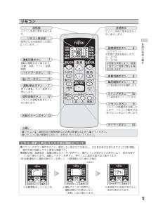 富士通ゼネラル エアコンの取扱説明書・マニュアル PDF ダウンロード [全24ページ 7.89MB]