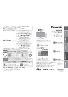 TH-L32C6 (パナソニック) の取扱説明書・マニュアル