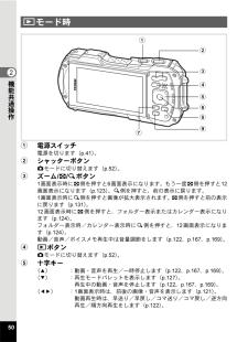 Optio WG-2 GPSの取扱説明書・マニュアル PDF ダウンロード [全244ページ 16.33MB]