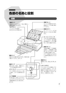 PIXUS iX5000の取扱説明書・マニュアル PDF ダウンロード [全86ページ 18.70MB]