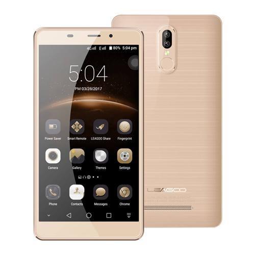LEAGOO M8 PRO 5.7 Inch 2GB 16GB Smartphone - Gold