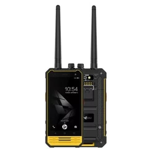 NOMU T18 4.7 Inch IP68 Waterproof 4G LTE Smartphone 3GB 32GB MT6737T Quad Core 8.0MP Camera Android 7.0 5200mAh Qucik Charge NFC - Black