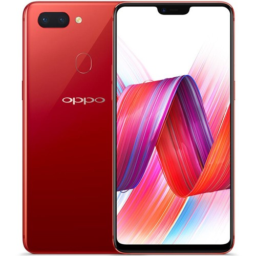OPPO R15 PACM00 6.28 Inch 6GB 128GB Smartphone Red