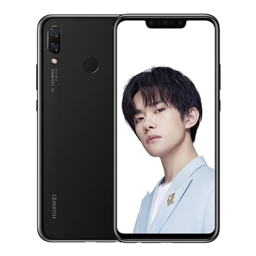 HUAWEI Nova 3 6.3 Inch 6GB 128GB Smartphone Black