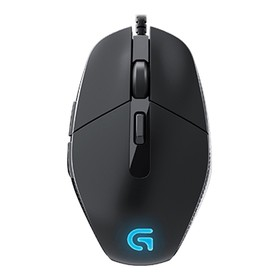 Logitech G302 Daedalus Prime Moba Wired Optical Gaming Mouse (50 uni) 19Nov