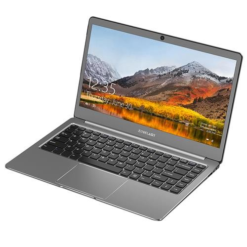 Teclast F6 Laptop Intel N3450 6GB 128GB Gray