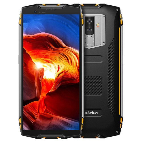 Blackview BV6800 Pro 5.7 Inch 4GB 64GB Smartphone Yellow
