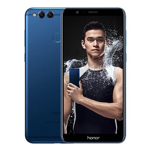 Global Version HUAWEI Honor 7X 5.93 Inch 4GB 64GB Smartphone Blue
