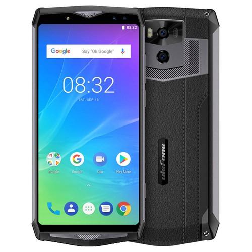 Ulefone Power 5S 6.0 Inch 6GB 64GB Smartphone Black